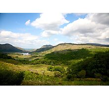 Ladies View-Ring of Kerry Photographic Print