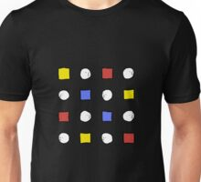 Face and Shape Design | Many Faces Series Unisex T-Shirt