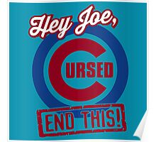 Hey Joe, End This Cursed! Poster