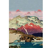 Winter in Keiisino Photographic Print