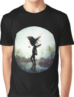 abstract happiness color Graphic T-Shirt