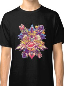 BOWSER NEVER LOVED ME Classic T-Shirt