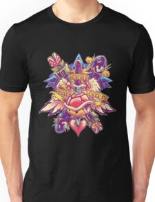 BOWSER NEVER LOVED ME Unisex T-Shirt