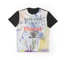 Bluebell eloquence Graphic T-Shirt