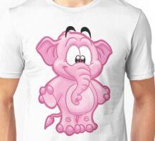 HeinyR- Happy Elephant Unisex T-Shirt