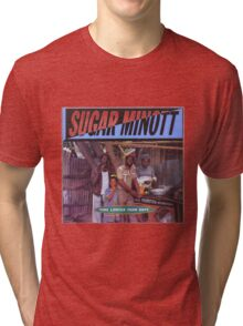 Sugar Minott Time Longer Than Rope Tri-blend T-Shirt