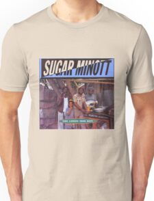 Sugar Minott Time Longer Than Rope Unisex T-Shirt