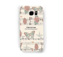 Clair de Lune Samsung Galaxy Case/Skin