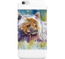 The Summer Bear iPhone Case/Skin