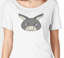 Donkey - Farm animals collection Women's Relaxed Fit T-Shirt