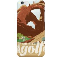 Galactic Golf iPhone Case/Skin