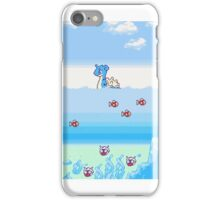 Pokemon Gold And Silver Scenic Ocean iPhone Case/Skin