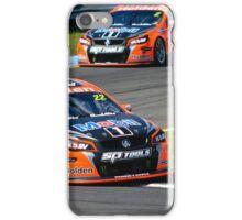Sandown Retro Round 4 iPhone Case/Skin