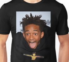 Funny Face jaden Smith Unisex T-Shirt