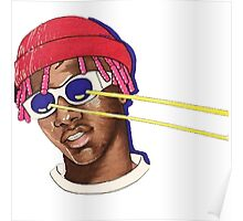 Lil Yachty / Lil Boat / Shirt , sticker , phone case / Poster
