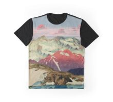 Winter in Keiisino Graphic T-Shirt