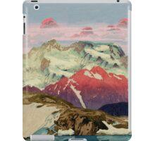 Winter in Keiisino iPad Case/Skin