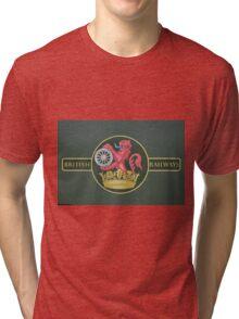 British Railways Emblem Tri-blend T-Shirt