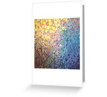 Pixel Petals Greeting Card