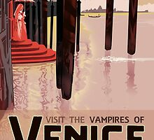The Vampires of Venice by BigBadRobot