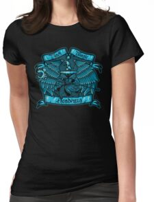 Black Magic Academy Womens Fitted T-Shirt