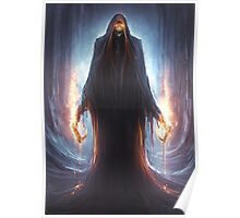 Dark Witch Lord Poster