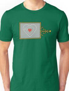Shrunken Heart Tee Unisex T-Shirt
