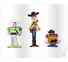 The Good, the Bad and the Grumpy Poster