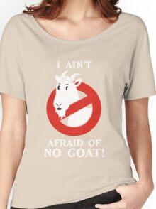 I Afraid of No Goats Shirt Women's Relaxed Fit T-Shirt