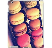 Paris Macaroons, Gadget Edition iPad Case/Skin