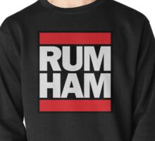 RUM HAM // Mac & Frank // Original High Quality Pullover