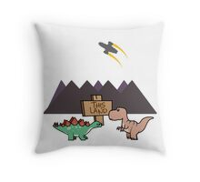 This Fertile Land Throw Pillow