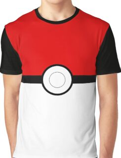 poke ball phonecase Graphic T-Shirt