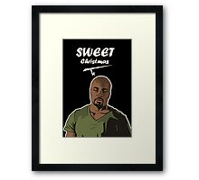 Sweet Cage Framed Print