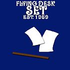 Flying Desk Set by Laurynsworld