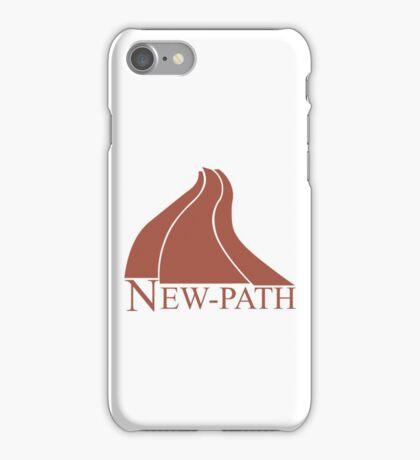 New Path Symbol a Scanner Darkly iPhone Case/Skin