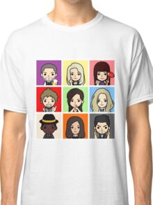 Lost Girl Classic T-Shirt