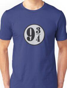 Binary 3/4 Unisex T-Shirt