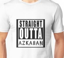 Straight Outta Azkaban Unisex T-Shirt