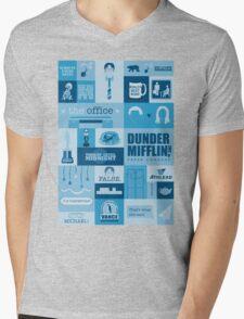 The Office Mens V-Neck T-Shirt