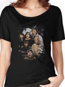 ROSEAN-NE SHIRT, HALLOWEEN T-SHIRT Women's Relaxed Fit T-Shirt