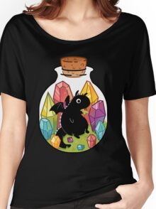 Dragon in a Bottle Women's Relaxed Fit T-Shirt