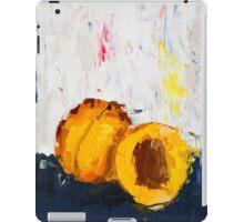 Apricot in Half iPad Case/Skin