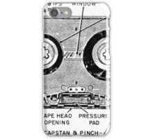 The Casette Tape iPhone Case/Skin