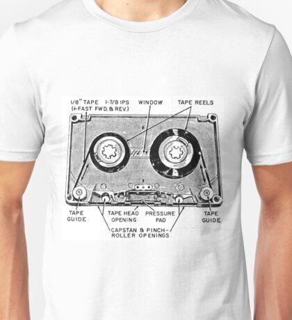 The Casette Tape Unisex T-Shirt