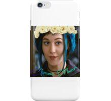 Ramona Flowers Pillow iPhone Case/Skin