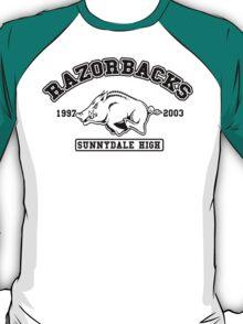 Sunnydale High Razorbacks T-Shirt