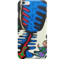 Track Records - Alberta Oil Sands iPhone Case/Skin