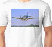P-51C Mustang 43-25147 NL487FS taking off Unisex T-Shirt