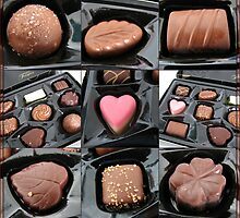 Calling all chocoholics...!!! by Kathryn Jones